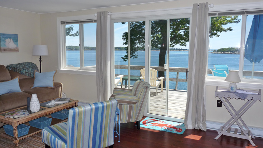 Driftwood Cottage - East Boothbay
