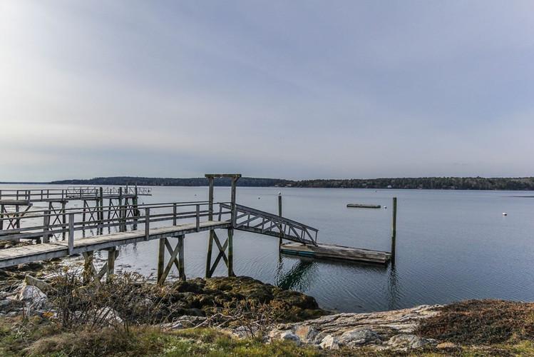 Dock at Rosewater Seaside