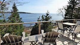 Ocean's Edge - Panoramic Deck View