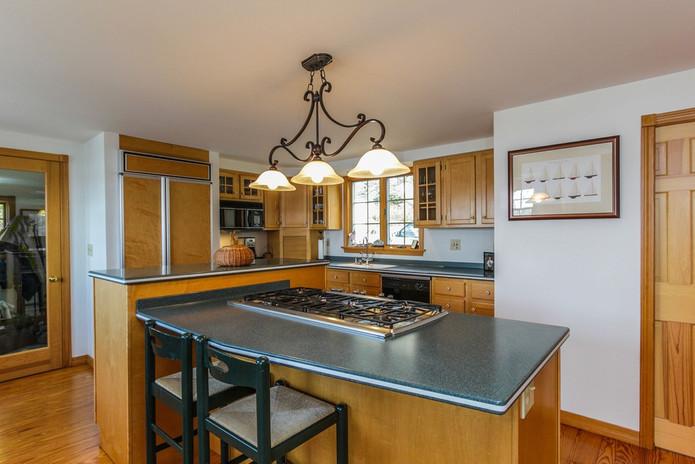 Chef's Kitchen - Rosewater Hillside