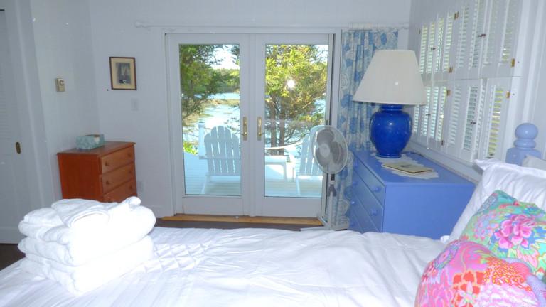 Rosewater Seaside Master Bedroom