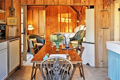 Overlook Nook- Living Area to Bedroom