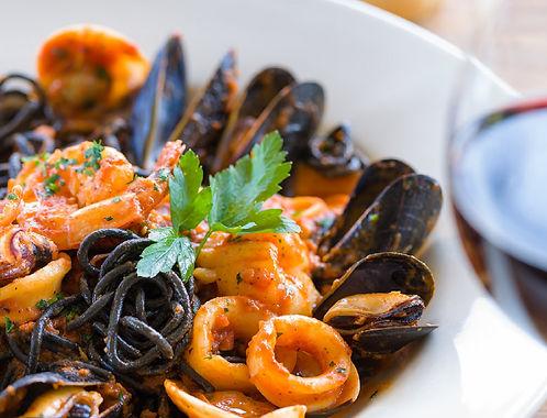 Calamari at Ports of Italy