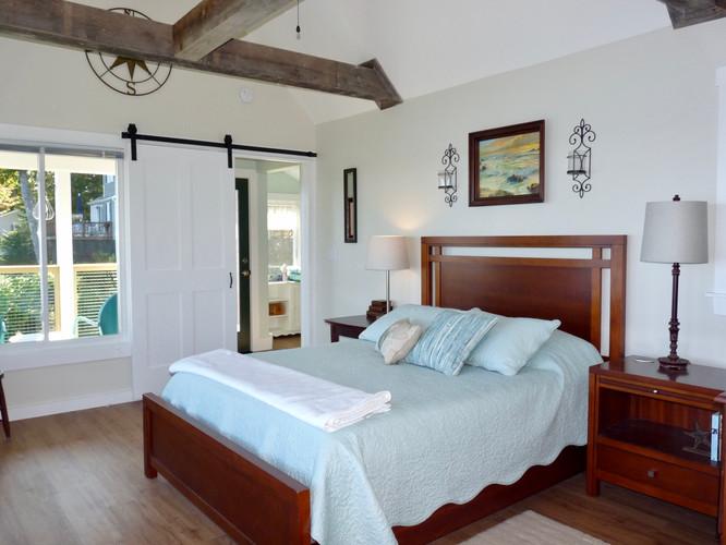 Seaside Cottage Master Bedroom