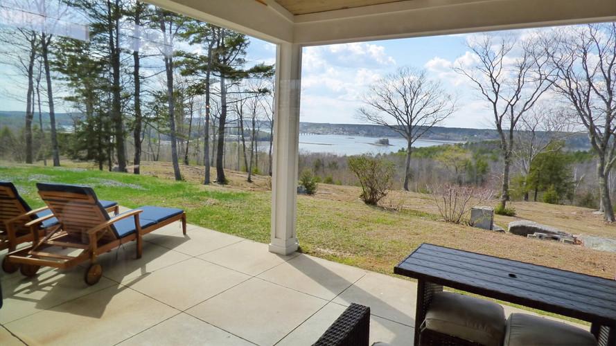 Outdoor Patio with Panoramic Views