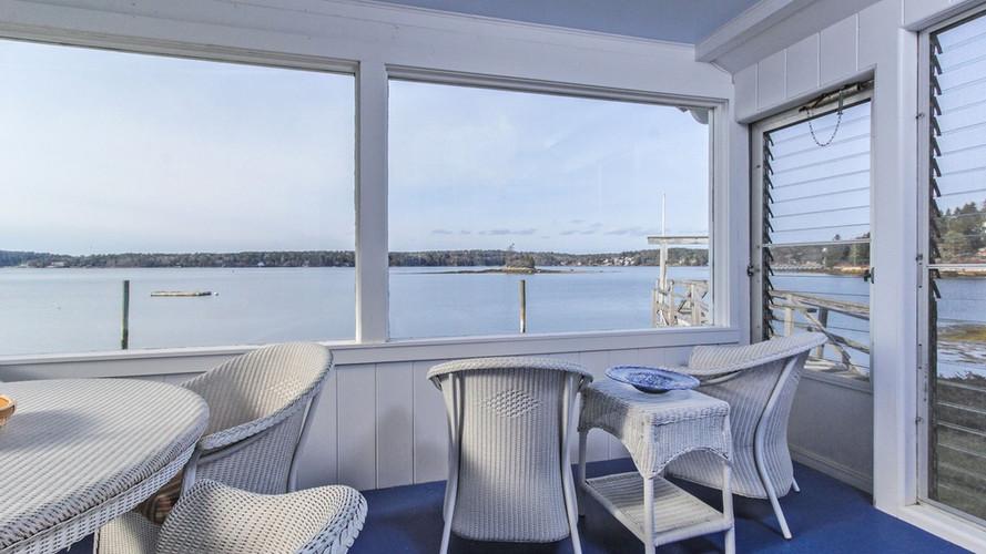 Sunroom at Rosewater Seaside