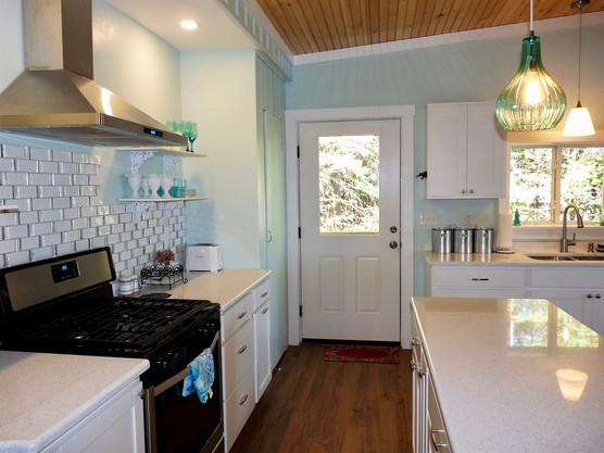Seaside Cottage Kitchen