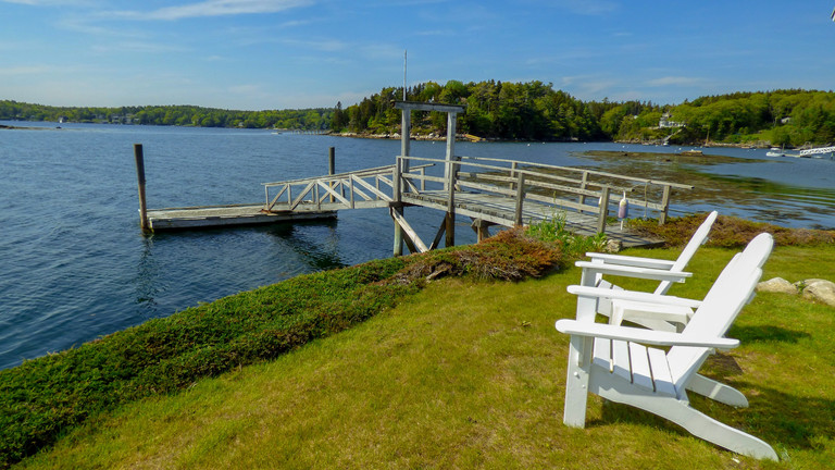 Rosewater Seaside Adirondacks