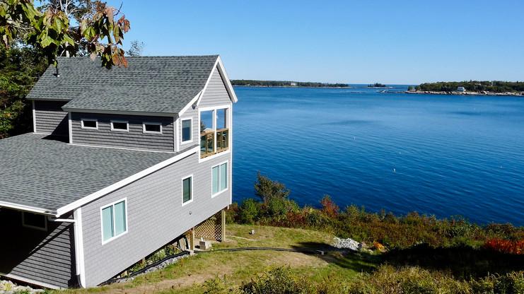 Seaside Cottage Exterior