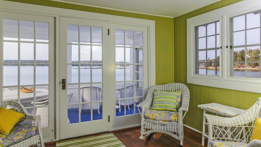 Cottage Living Room Rosewater Seaside