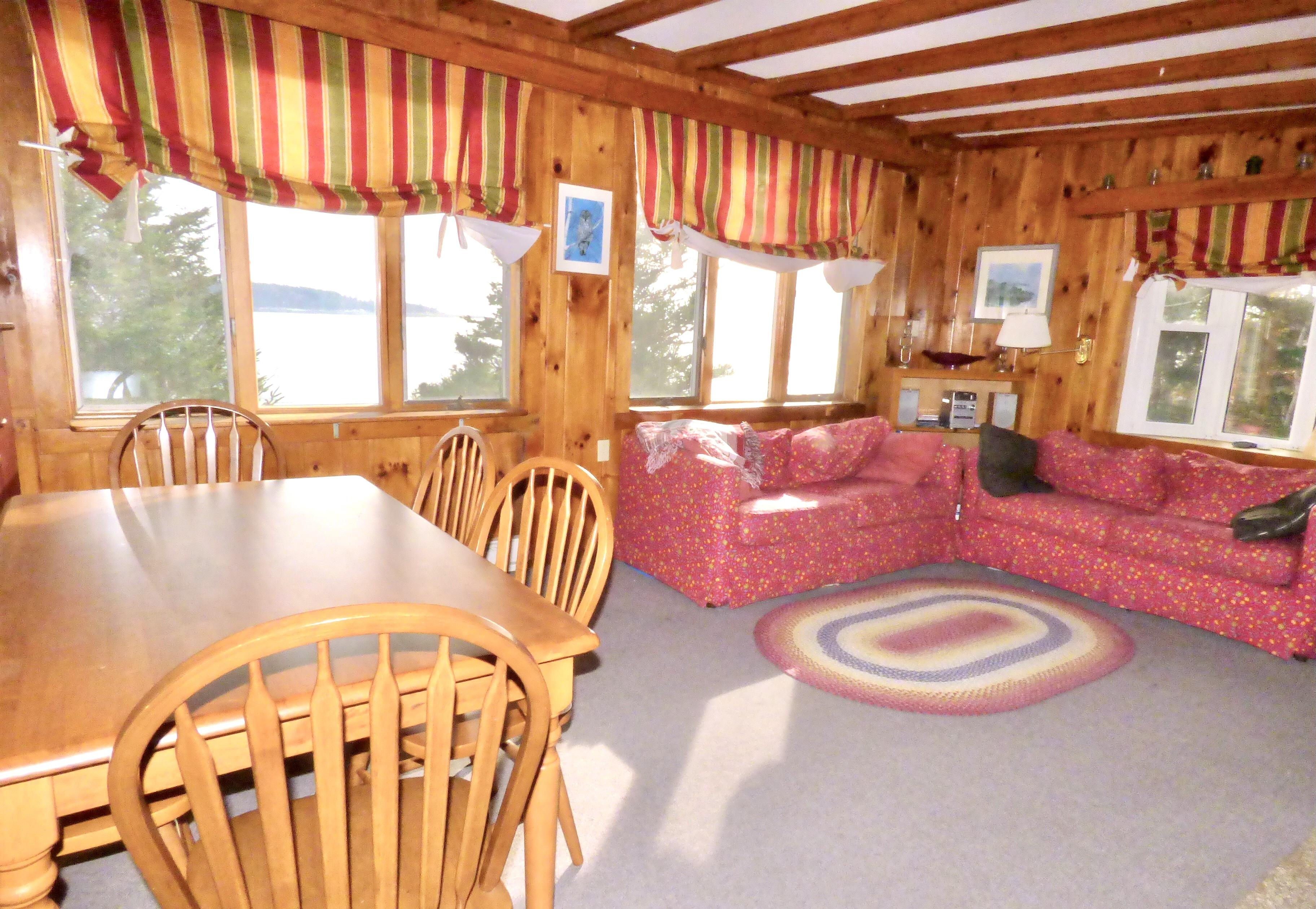 Ocean's Edge Living Room