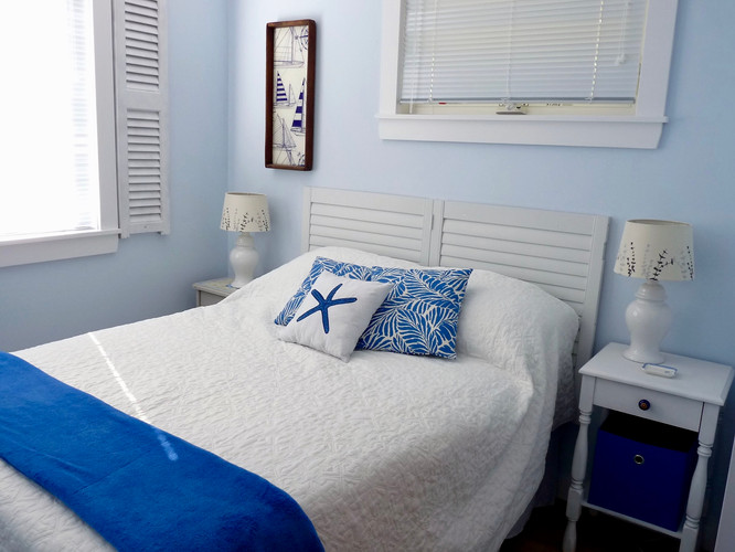 Seaside Cottage Bedroom 2