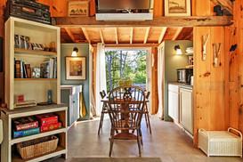 Overlook Nook Living Area