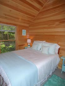 Ship's Wheel Master Bedroom