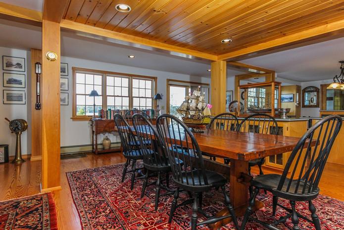 Dining Room Hillside