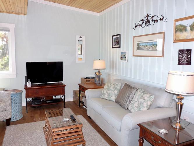 Seaside Cottage Living Room