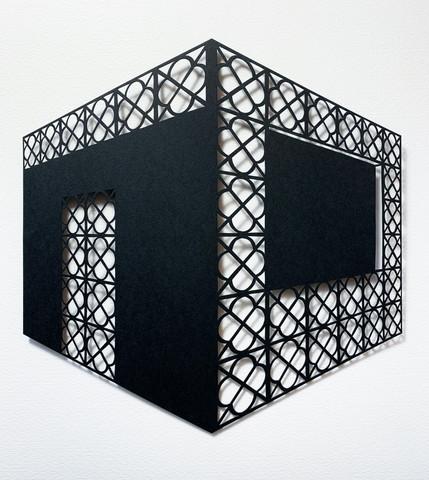 Sand Castle N.2, acid free paper, 17x17 cm, available