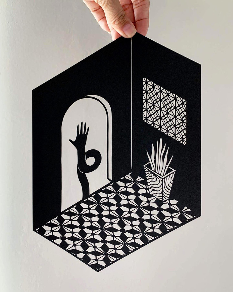 Sand Castle N.6, acid free paper, 18x27 cm, available