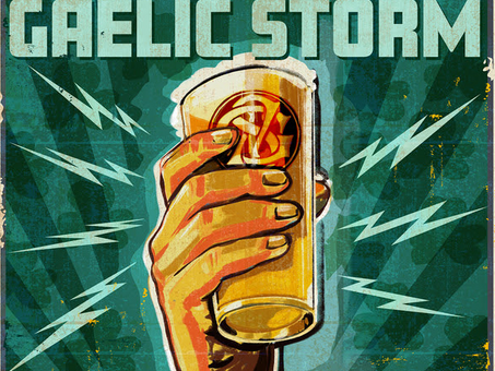 """Gaelic Storm Puts a New Spin on """"The Irish Rover"""""""