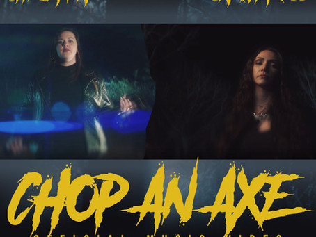 Sarah Ross is Featuring in Shelbykay's New Music Video for Chop An Axe
