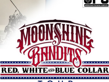 Sarah Joins Moonshine Bandits on Red, White, Blue Collar Tour