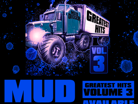 Sarah Ross is Featured on Mud Digger Greatest Hits Vol. 3