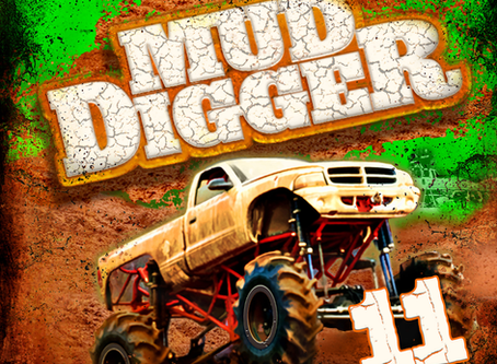 Mud Digger 11 Featuring Sarah Ross is Available Now