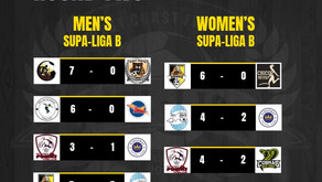 Round two of the Summer Supa-Liga 2019/20