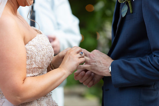 Wedding Ceremony in Indiana