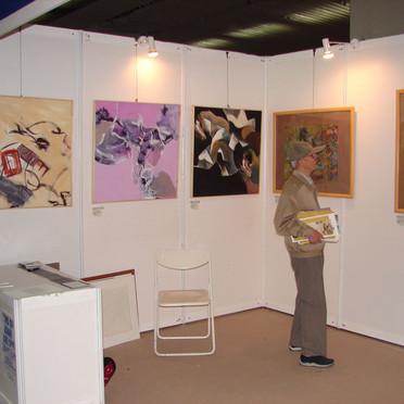 Iranian Artists in China, Expo 2005