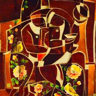 Journey of Love by Parvin Tabrizi