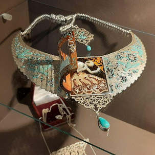The Fourth Exhibition of Persian Motifs in Jewellery