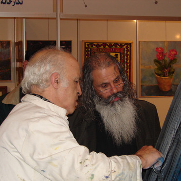First Contemporary Iranian Artists Movement (Painting)