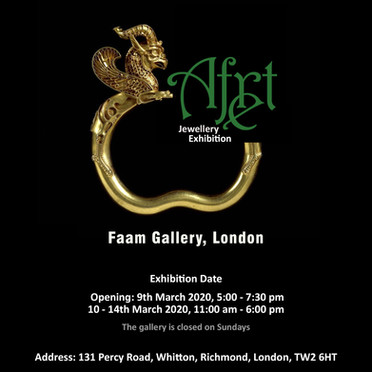 Afret Jewellery Exhibition 2020