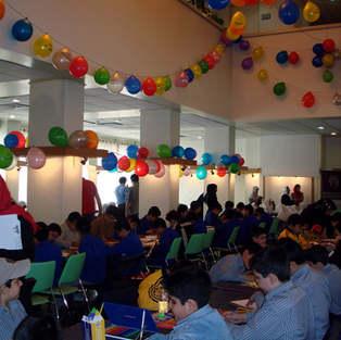 """""""World Children Painting Day"""" Festival"""