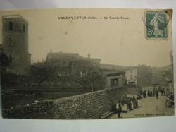 Départementale... 1905