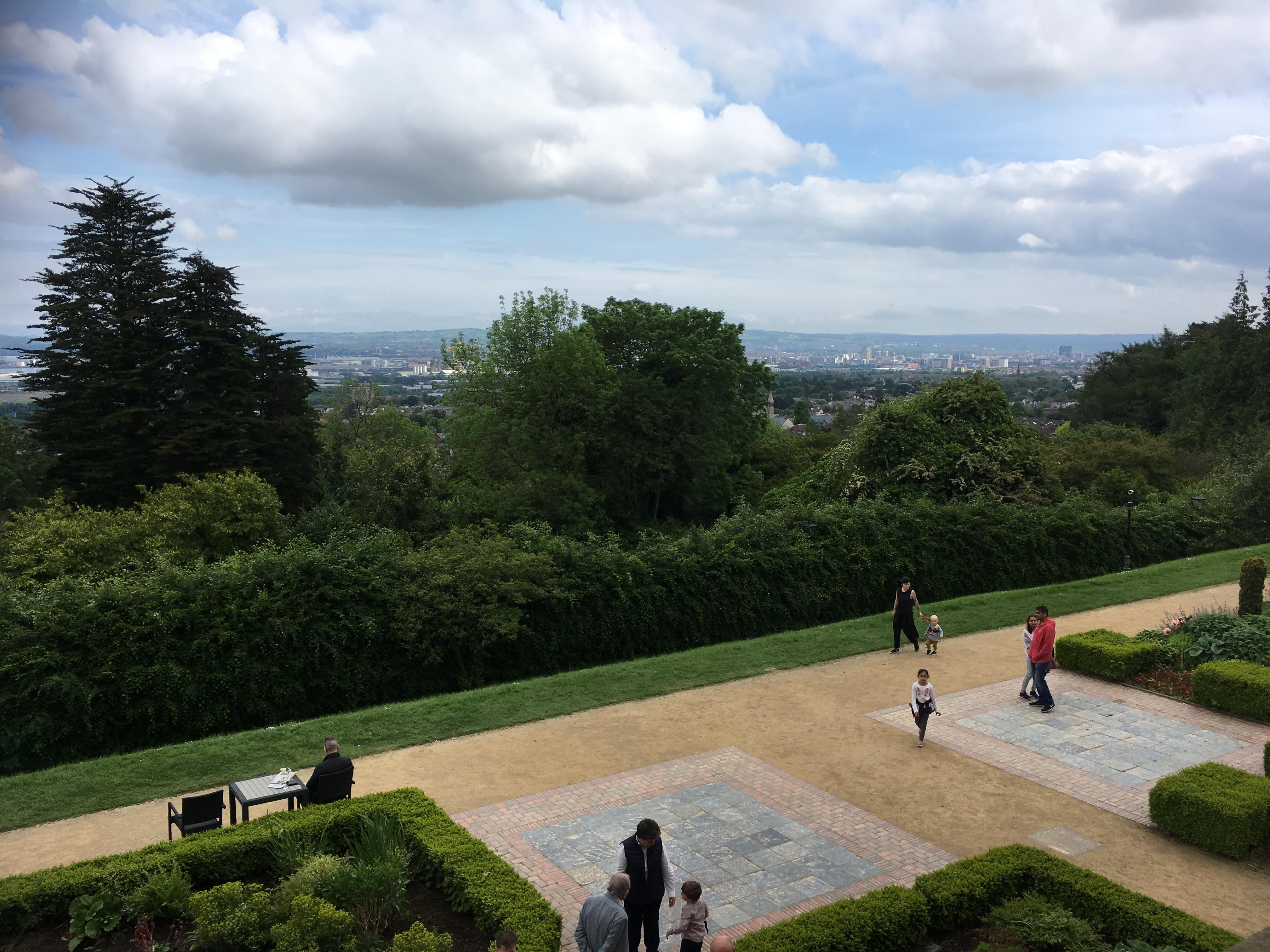 Foraging & Nature Tour, Belfast Castle