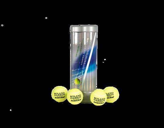 Repressuriseur de balles de tennis et de padel