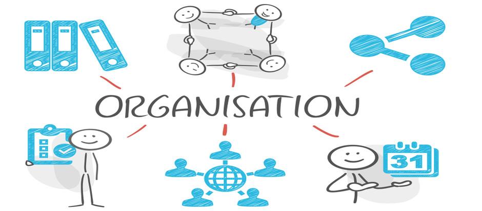 Mon organisation...Enfin si on peut considérer cela comme une organisation... 😅🤔