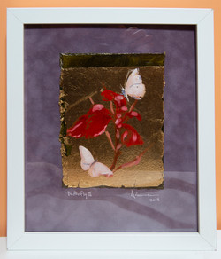 WhiteButterflies_Red Flowers