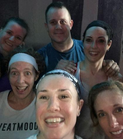 Jill Nickels Santa Rosa Sweatmood Hiit Group Fitness Trainer