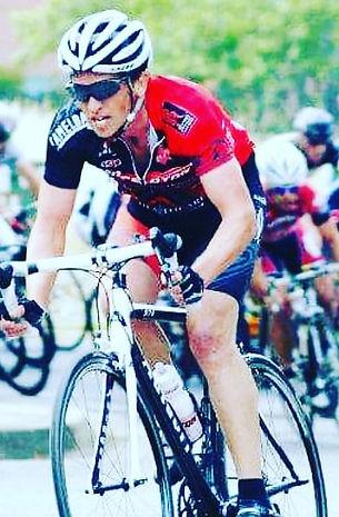 Eric Cinnamon Sweatmood Indoor Cycling Spin Trainer