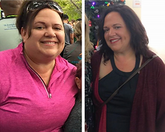 Sweatmood Santa Rosa weight loss program goals before after Bethany