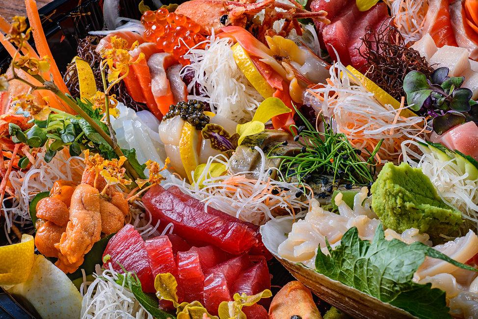 Hihimanu Sushi - Sashimi