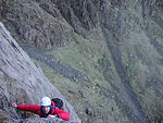 Lake District Crag Climb