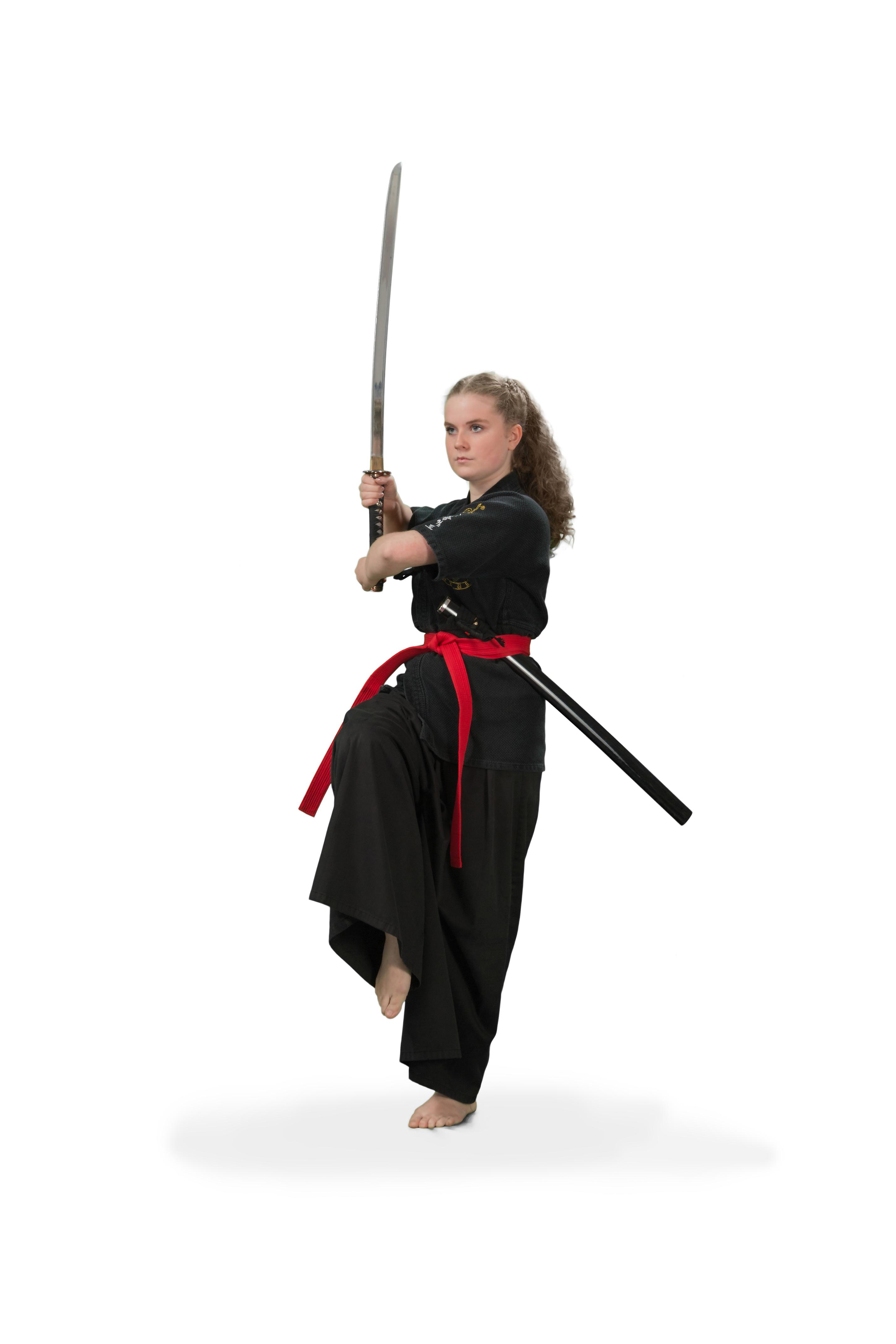 Korean Sword Martial Arts Dothan and Enterprise Martial Arts