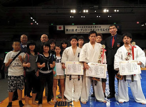 第31回全日本ウエイト制大会