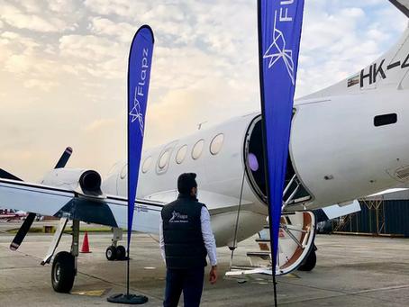 7 razones para preferir un vuelo privado en Colombia en este 2020