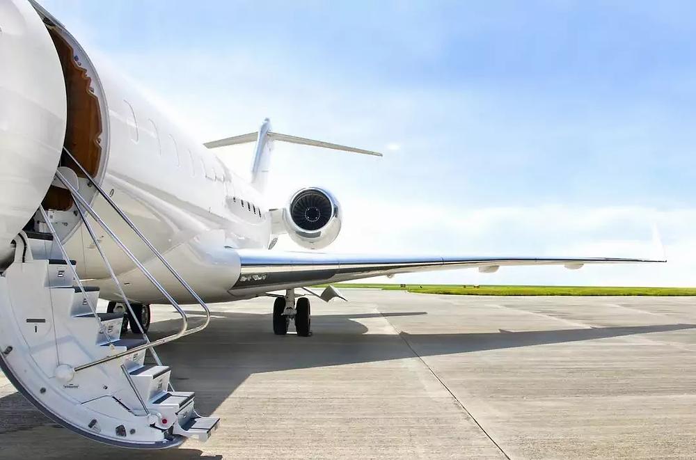 Avion privado en colombia