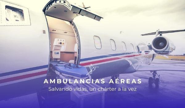 Avioneta ambulancia